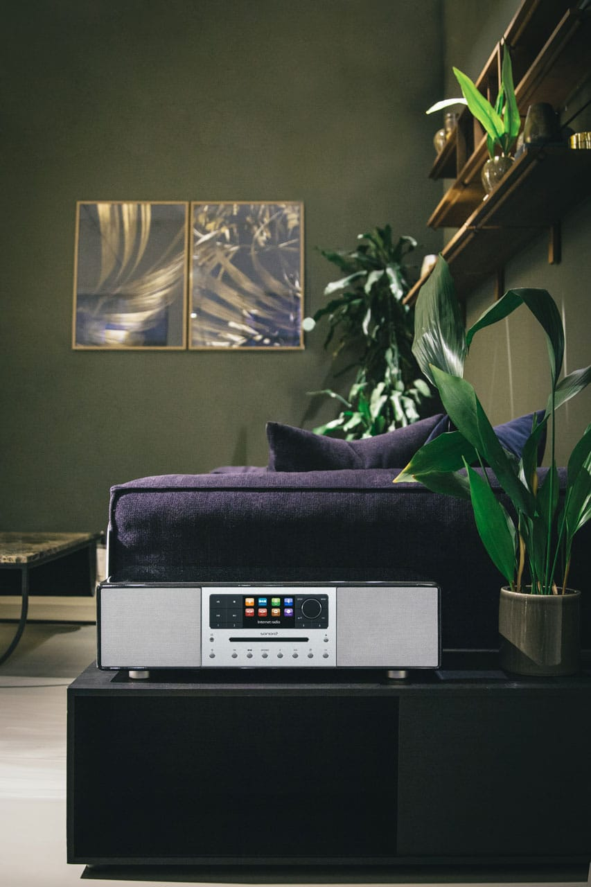 German Audio and Design. The sonoro Elite.