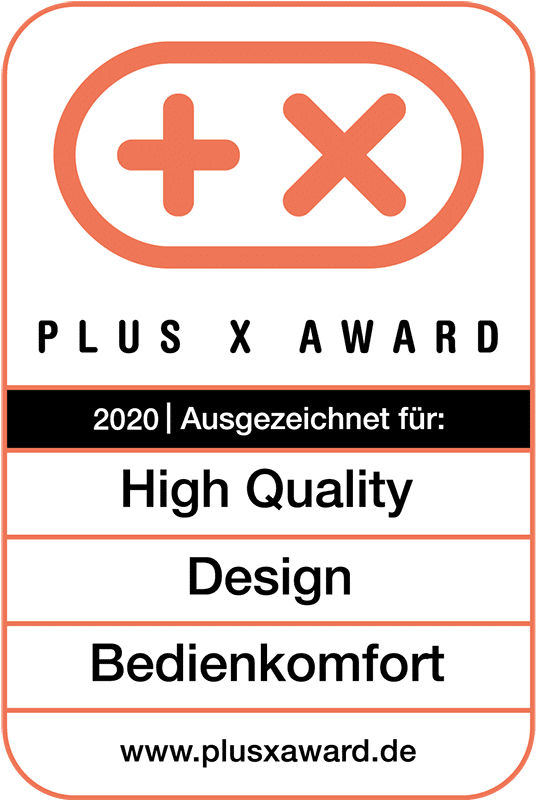 Plus X Award 2020 sonoro Easy