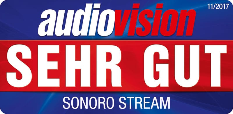 audio vision sehr gut sonoro Stream