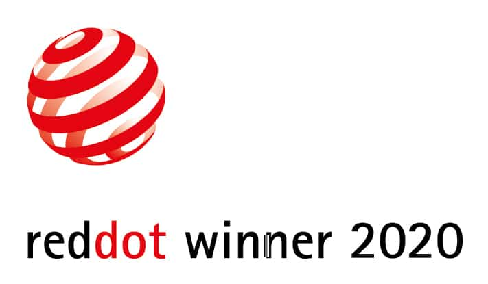 Gagnants du prix Red Dot 2020